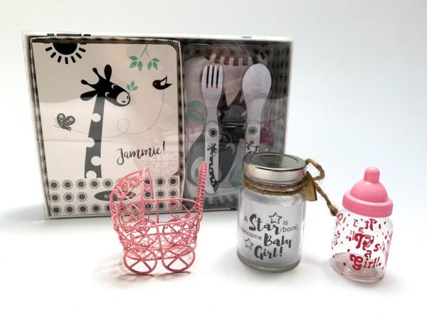 Geboorte cadeaupakket meisje